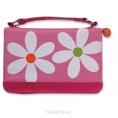 Biblecover daisy medium