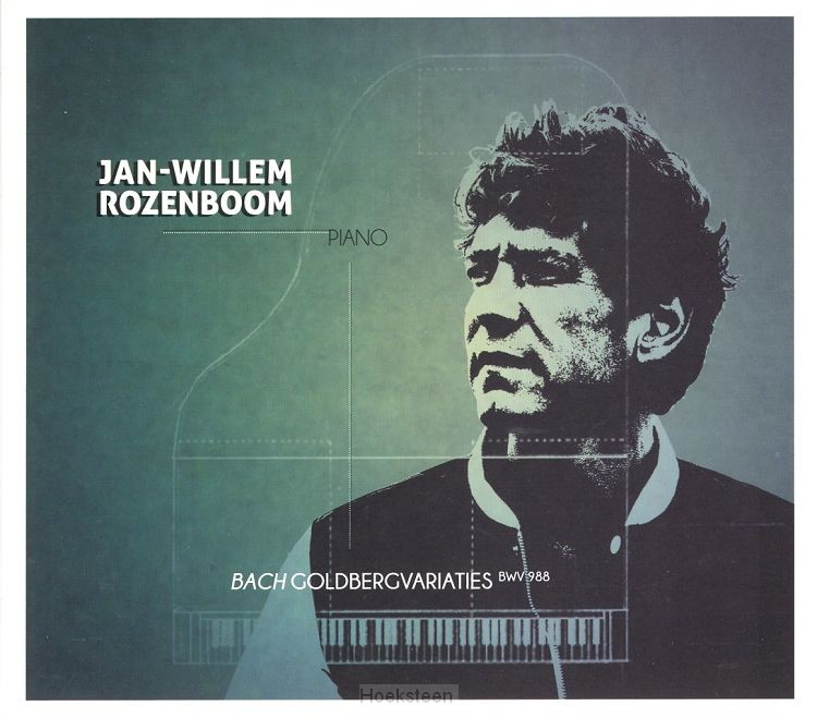 Bach - Goldbergvariaties - Rozenboom 2CD
