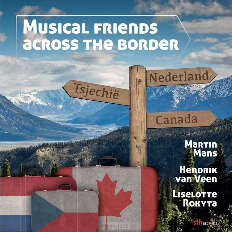 Musical friends across the border