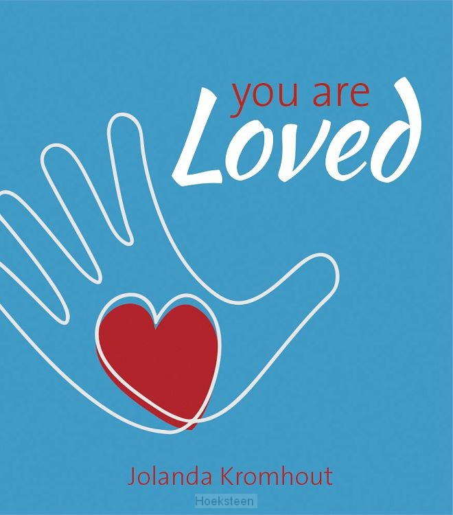 You are loved (mini cadeauboekje)