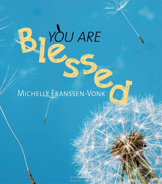 You are blessed (mini cadeauboekje)