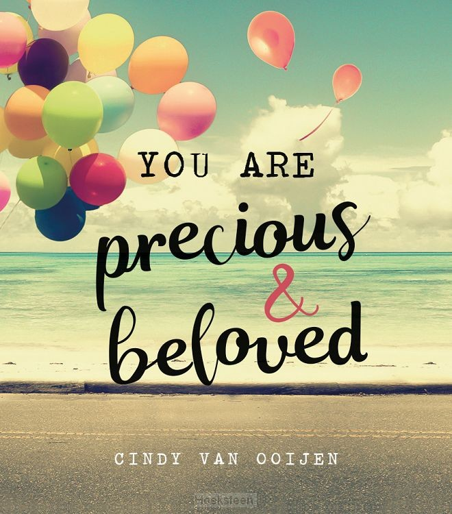 You are precious & beloved (miniboekje)