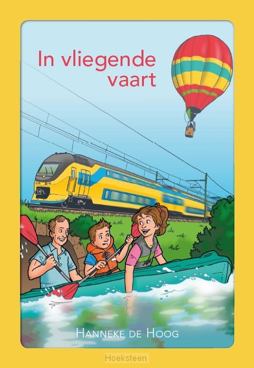 In vliegende vaart (AVI M5)