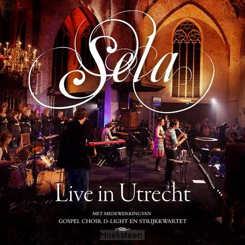 LIVE IN UTRECHT - CD/DVD